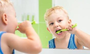 Brushing Your Teeth Children