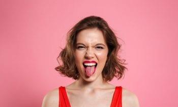 itchy tongue